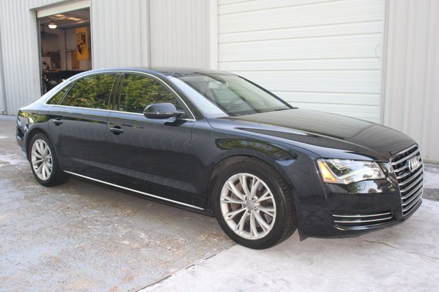 2012 Audi A8 L Houston, Texas 1