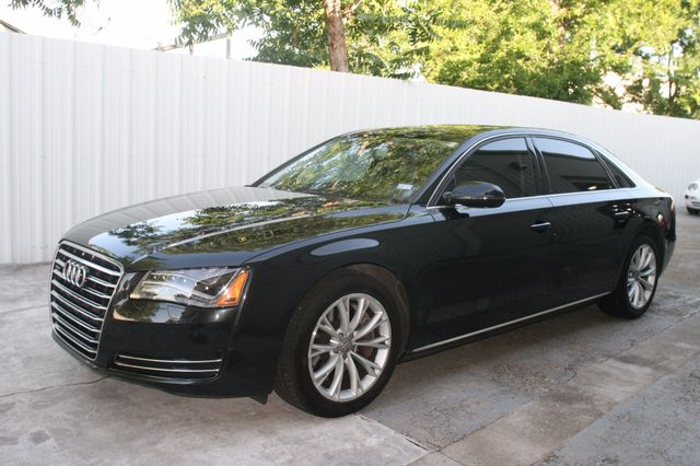 2012 Audi A8 L Houston, Texas 2