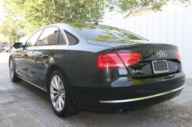 2012 Audi A8 L Houston, Texas 3