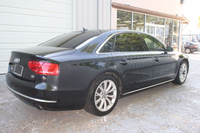 2012 Audi A8 L Houston, Texas 5