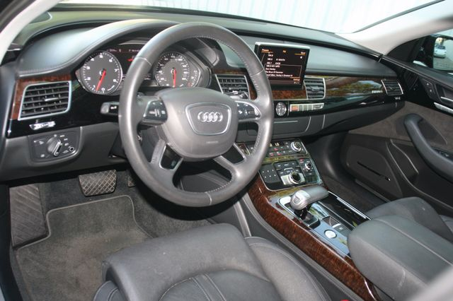 2012 Audi A8 L Houston, Texas 7