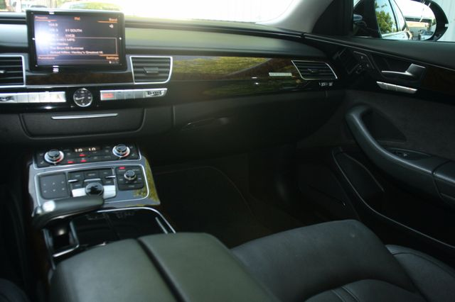 2012 Audi A8 L Houston, Texas 9