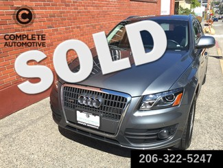2012 Audi Q5 2.0T Quattro Premium Plus Package Navigation Back Up Camera Bang & Olufsen Heated Xenons 19