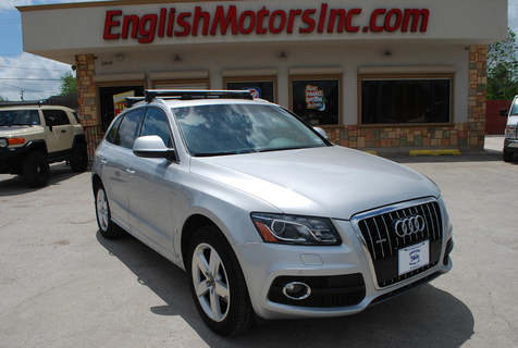 2012 Audi Q5 3.2L Premium Plus in Brownsville, TX