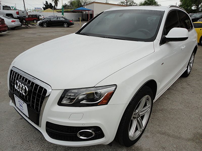 2012 Audi Q5 32L Prestige  Brownsville TX  English Motors  in Brownsville, TX
