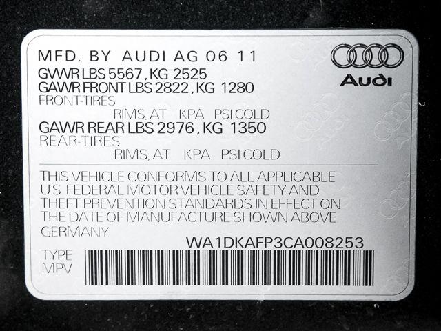 2012 Audi Q5 3.2L Premium Plus Sline Burbank, CA 33