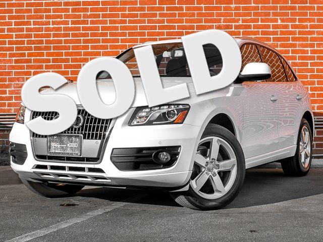 2012 Audi Q5 2.0T Premium Plus Burbank, CA 0