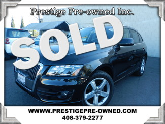 2012 Audi Q5 in Campbell California