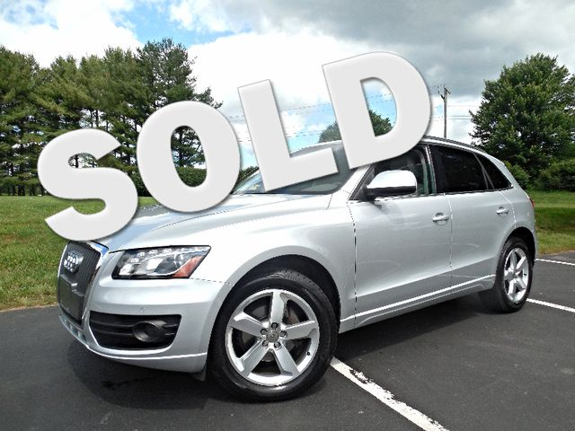 2012 Audi Q5 2.0T Premium Plus Leesburg, Virginia 0