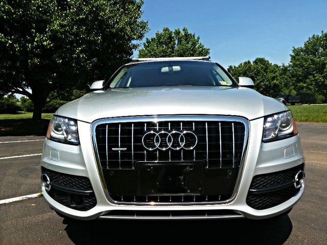 2012 Audi Q5 3.2L Prestige Leesburg, Virginia 8