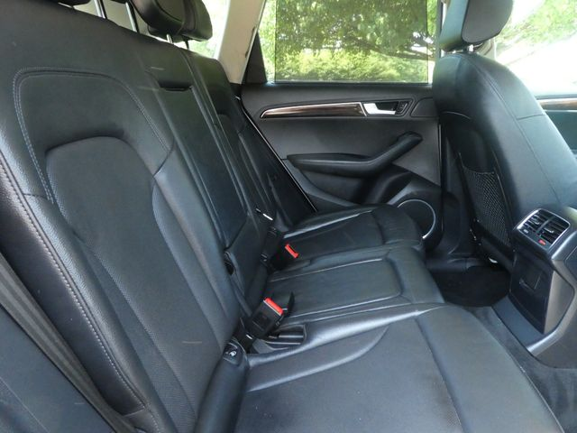 2012 Audi Q5 3.2L Prestige Leesburg, Virginia 11