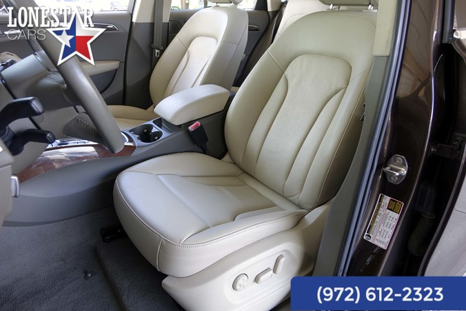 2012 Audi Q5 Premium Plus Heated Seats Navigation  in Plano, Texas