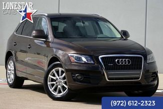 2012 Audi Q5 Premium Plus Heated Seats Navigation