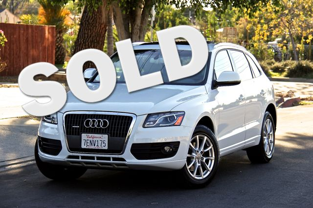 2012 Audi Q5 2.0T Premium Plus Reseda, CA 0