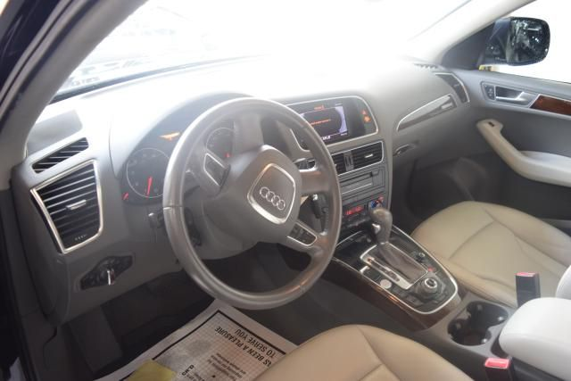 2012 Audi Q5 2.0T Premium Plus Richmond Hill, New York 11