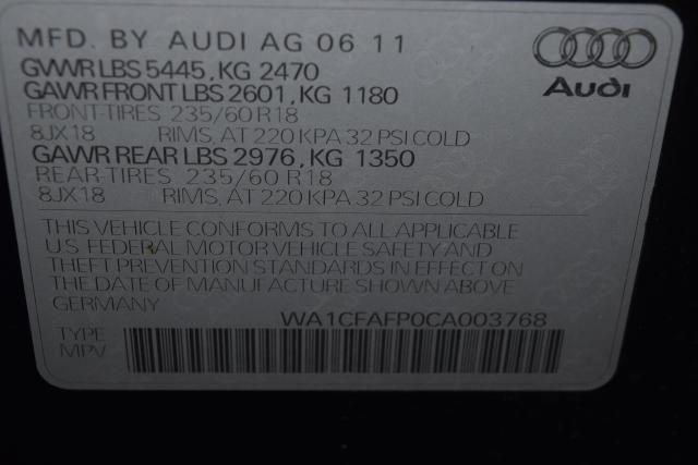 2012 Audi Q5 2.0T Premium Richmond Hill, New York 19