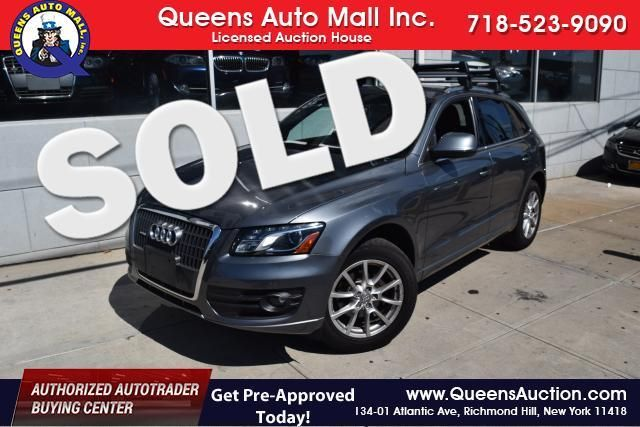 2012 Audi Q5 2.0T Premium Plus Richmond Hill, New York 0