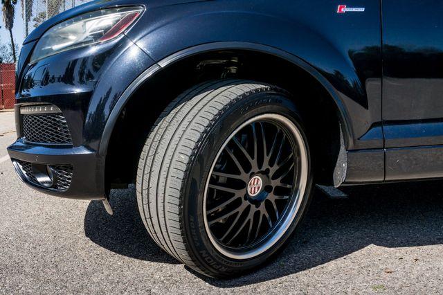 2012 Audi Q7 3.0T S line - 75K MILES - PRESTIGE Reseda, CA 12