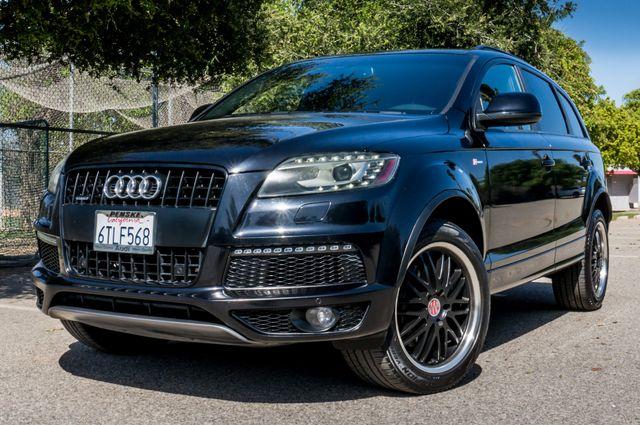 2012 Audi Q7 3.0T S line - 75K MILES - PRESTIGE Reseda, CA 49