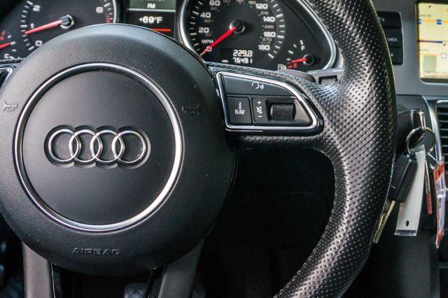 2012 Audi Q7 3.0T S line - 75K MILES - PRESTIGE Reseda, CA 21
