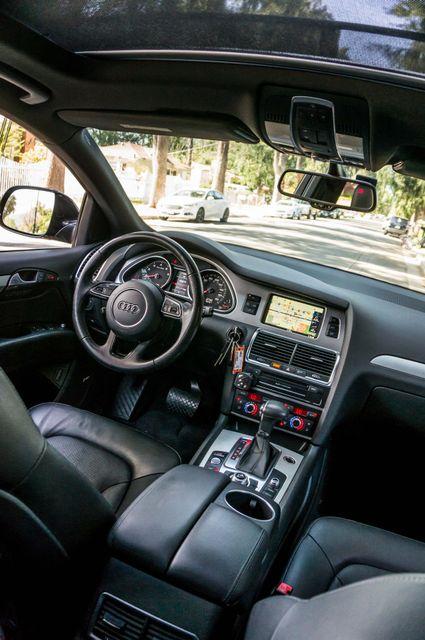 2012 Audi Q7 3.0T S line - 75K MILES - PRESTIGE Reseda, CA 42
