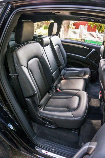 2012 Audi Q7 3.0T S line - 75K MILES - PRESTIGE Reseda, CA 37