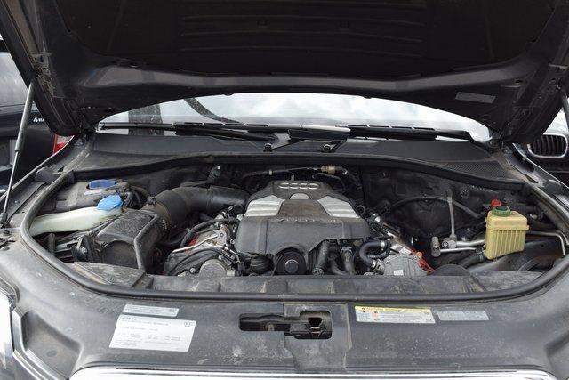 2012 Audi Q7 3.0T Premium Plus Richmond Hill, New York 11