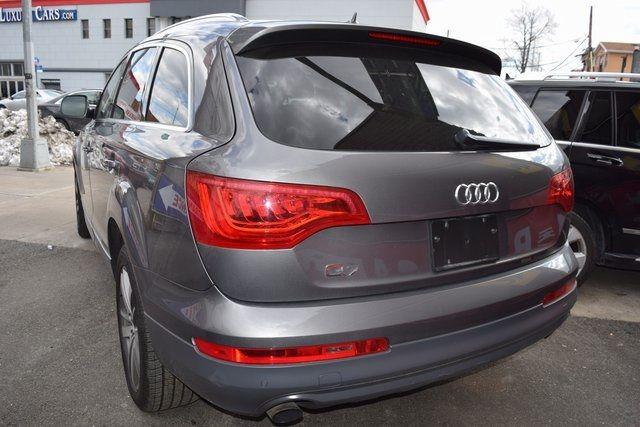 2012 Audi Q7 3.0T Premium Plus Richmond Hill, New York 3