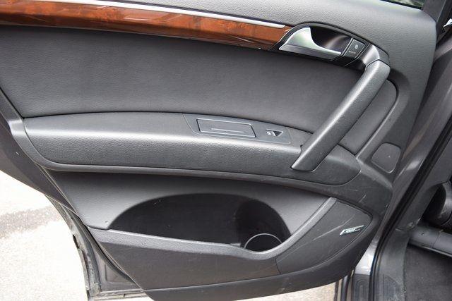 2012 Audi Q7 3.0T Premium Plus Richmond Hill, New York 30