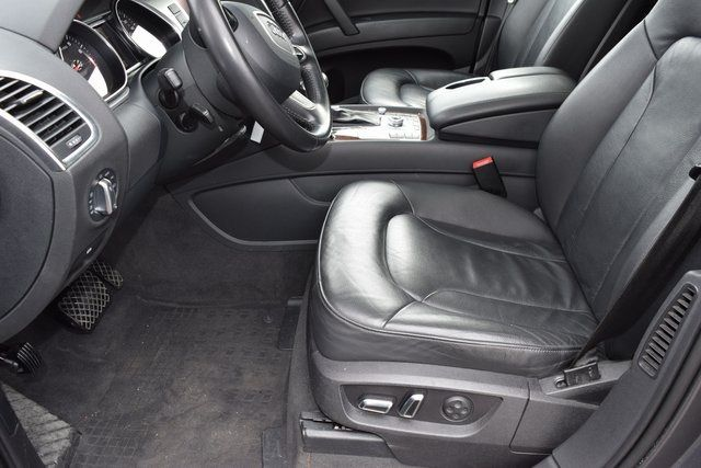 2012 Audi Q7 3.0T Premium Plus Richmond Hill, New York 36