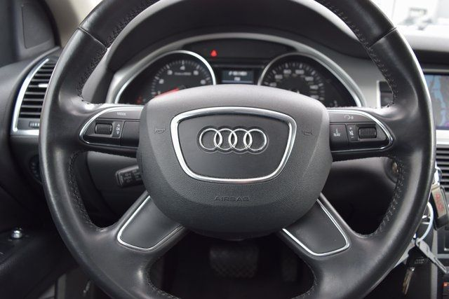 2012 Audi Q7 3.0T Premium Plus Richmond Hill, New York 39