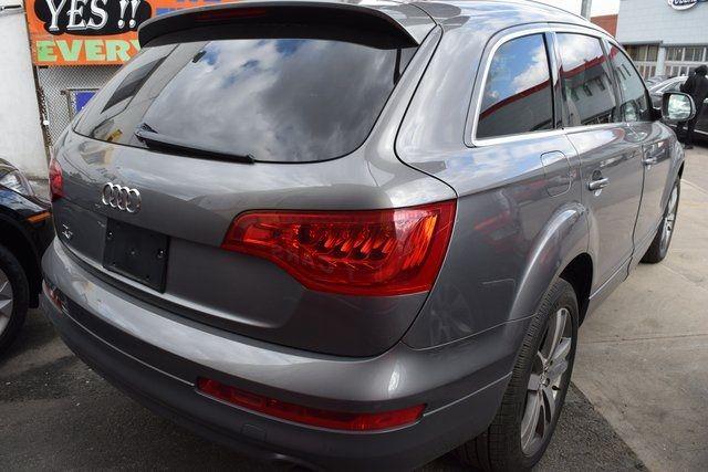 2012 Audi Q7 3.0T Premium Plus Richmond Hill, New York 5