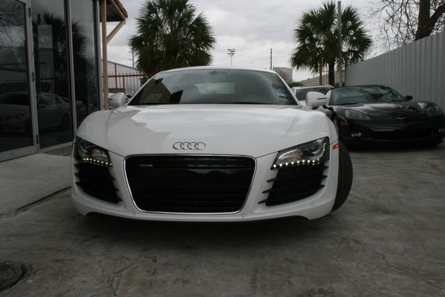 2012 Audi R8 4.2L Houston, Texas 2