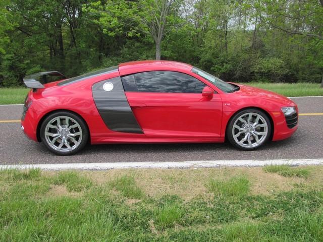 2012 Audi R8 5.2L St. Louis, Missouri 1
