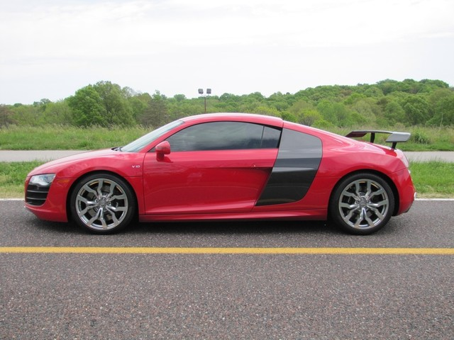 2012 Audi R8 5.2L St. Louis, Missouri 10
