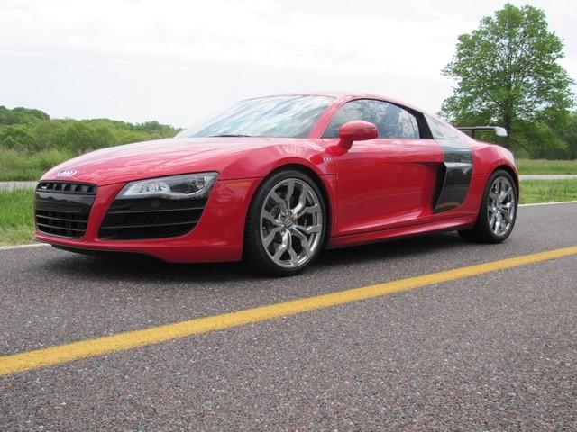 2012 Audi R8 5.2L St. Louis, Missouri 11