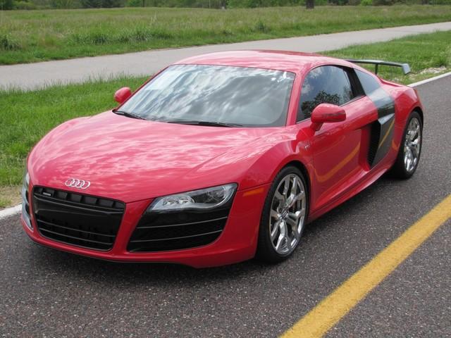 2012 Audi R8 5.2L St. Louis, Missouri 12