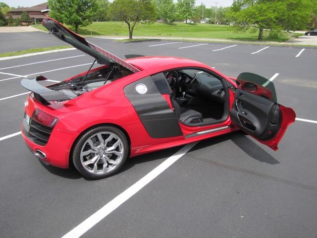 2012 Audi R8 5.2L St. Louis, Missouri 23