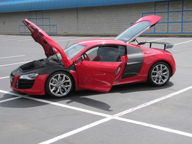 2012 Audi R8 5.2L St. Louis, Missouri 25