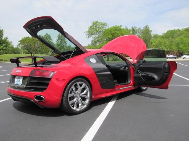 2012 Audi R8 5.2L St. Louis, Missouri 26