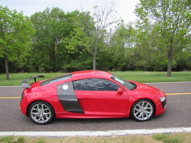 2012 Audi R8 5.2L St. Louis, Missouri 6