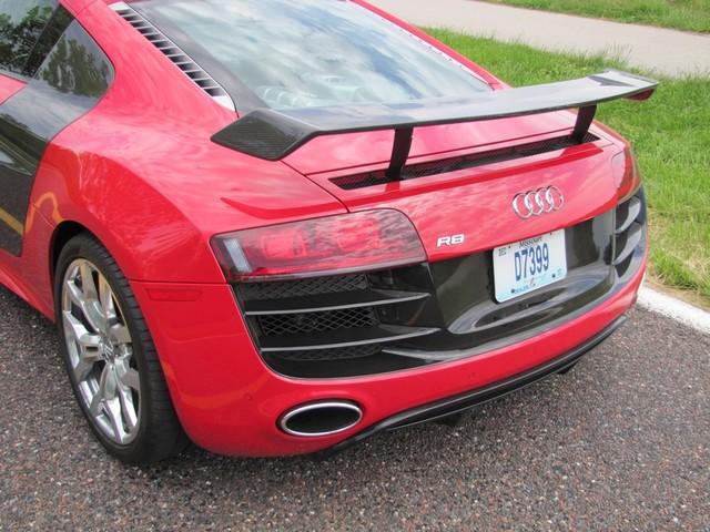 2012 Audi R8 5.2L St. Louis, Missouri 8