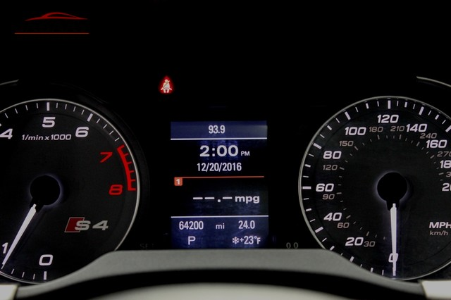 2012 Audi S4 Prestige Merrillville, Indiana 18