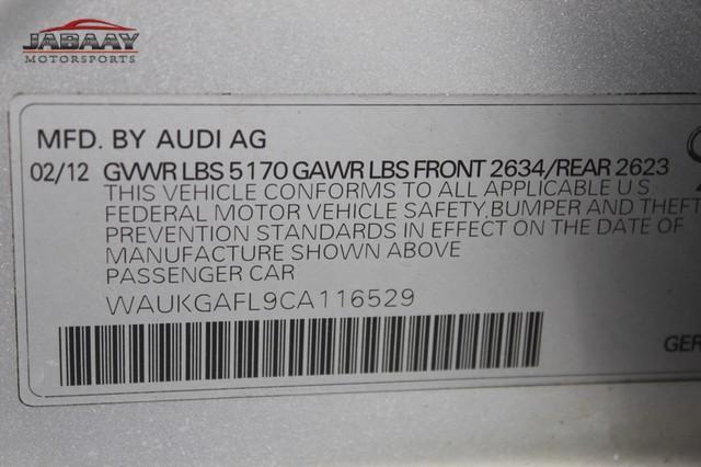 2012 Audi S4 Prestige Merrillville, Indiana 44