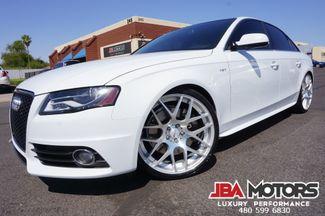 2012 Audi S4 S4 Prestige Sedan STaSIS Package | MESA, AZ | JBA MOTORS in Mesa AZ