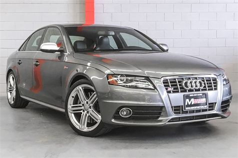 2012 Audi S4 Premium Plus in Walnut Creek