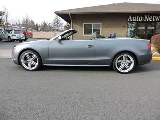 2012 Audi S5 Quattro Low Miles! Premium Plus Convertible Bend, Oregon 1