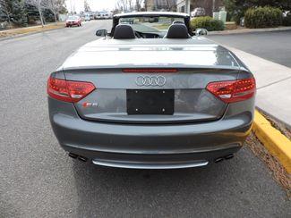 2012 Audi S5 Quattro Low Miles! Premium Plus Convertible Bend, Oregon 2