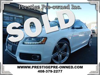 2012 Audi S5 Prestige  in Campbell California