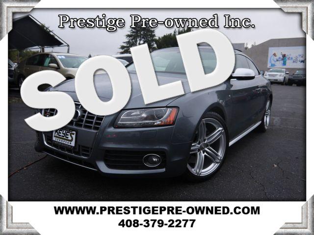 2012 Audi S5 PREMIUM PLUS (*NAVIGATION & BACKUP*)-LOADED  in Campbell CA